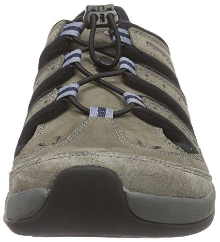 Camel Active Moonlight 12, Chaussures D'entraînement Homme Grau (dk.grey/grey/black)