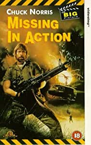 Missing In Action [VHS]