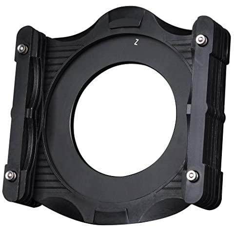 Zomei 95mm Adapter Ring + 100mm Multifunctional Filter Holder for LEE Cokin Z system (95mm)