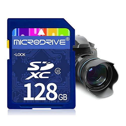 MKOKO 128 GB High Speed   Class 10 SD-Speicherkarte for alle digitalen Geräte mit SD-Kartensteckplatz Dauerhaft