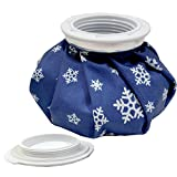#4: SNDIA Reusable COOL PACK / ICE BAG/ for First Aid, Sports Injury, Pain Relief, Cold Therapy Great for Teenagers And Adults.[Design May Vary]