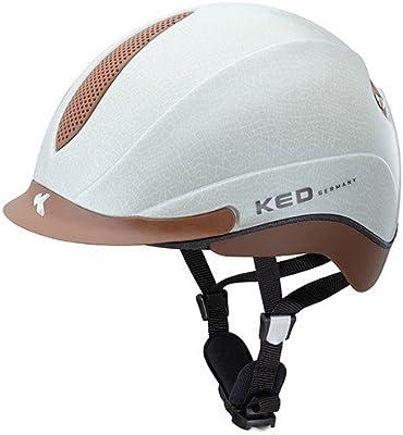 KED equitación Ventri L beige de piel 54-61 cm - 16559194L
