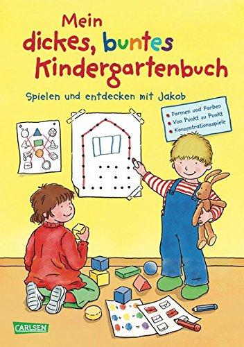 indergartenbuch: Spielen und entdecken mit Jakob ()