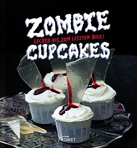Zombie-Cupcakes: Lecker bis zum letzten (Einfache Rezepte Für Halloween Cupcakes)