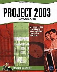 Project 2003 Standard