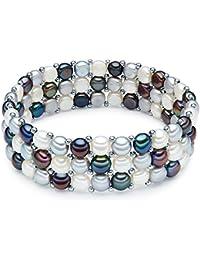 Valero Pearls - Bracelet de perles - Perles de culture d'eau douce - Bijoux de perles - 60751001