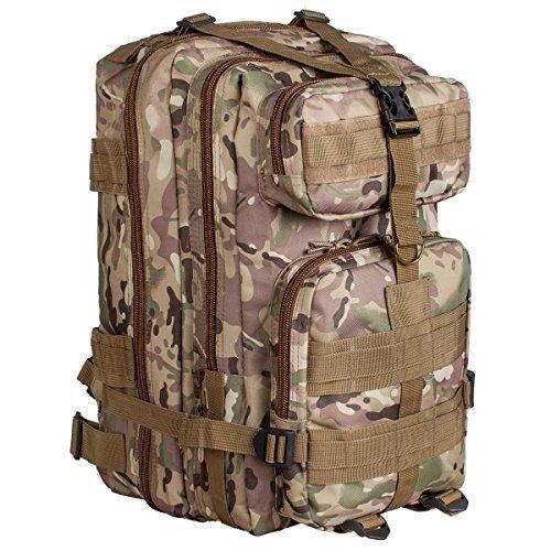 Imagen de  táctica, camtoa military army patrol ,  de senderismo  al aire libre moda bolsa de aire libre  de marcha  táctica  militar assault pack backpack. cp camouflage alternativa