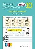 Lecturas comprensivas 10 / Editorial GEU / 3º Primaria / Mejora la comprensión lectora / Recomendado como apoyo / Actividades sencillas