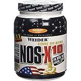 Weider NO Booster NOS X10 Complément alimentaire Goût orange 908 g