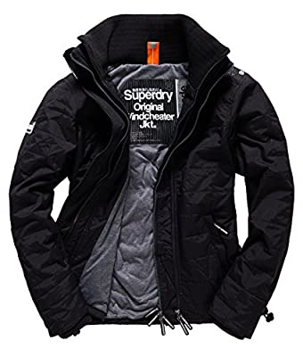 Superdry Men's Quilted Athletic Windcheater Jacket