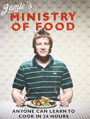 ({JAMIE'S MINISTRY OF FOOD: ANYONE CAN LEARN TO COOK IN 24 HOURS}) [{ By (author) Jamie Oliver }] on [October, 2008]