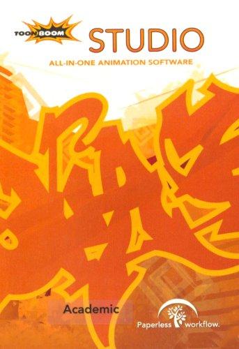 Toon Boom Studio (Student / Teacher version) (PC CD)