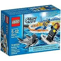LEGO City - Guardacostas: rescate sobre esquí acuático (60011)