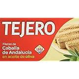Tejero Filetes de Caballa en Aceite de Oliva - 80 g