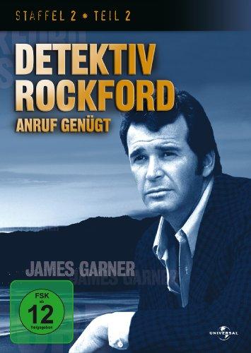 Detektiv Rockford - Staffel 2.2 [3 DVDs]