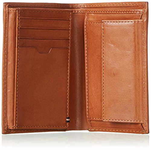 Marc O'Polo Combi Wallet B0127245801107 Herren Geldbörsen 9x13x2 cm (B x H x T) Braun (cognac 720)