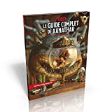 Dungeons & Dragons ® 5e - Le Guide Complet de Xanathar - Version Francaise