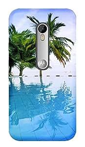WOW Premium Design Back Cover Case For Motorola Moto G Turbo Edition