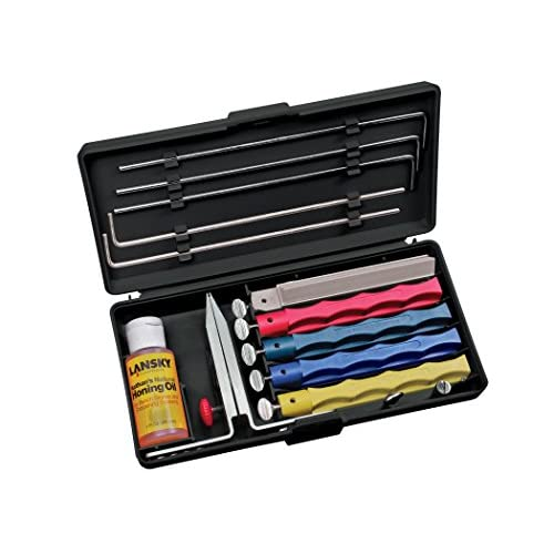 51YPhICTj7L. SS500  - Lansky Professional Sharpening System
