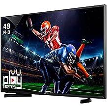 VU 124 cm  49 Inches  Full HD LED TV 49D6575  Black  Home Theater, TV   Video