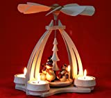 Erzgebirgische Weihnachtspyramide