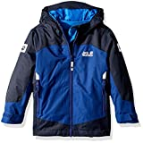 Jack Wolfskin Herren B Akka 3-in-1 Jacket, royal Blue, 164