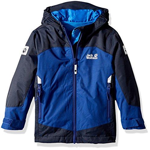Jack Wolfskin Damen B Akka Jacket 3-in-1 Jacke, Royal Blue, 152