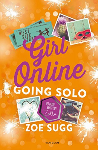 Going solo (Girl Online) (Dutch Edition)