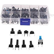 140 Stück Momentane Taktile Druckschalter Mini Micro SMD Dip Miniatur