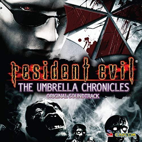 Preisvergleich Produktbild Resident Evil-Umbrella Chronicles (Ost)