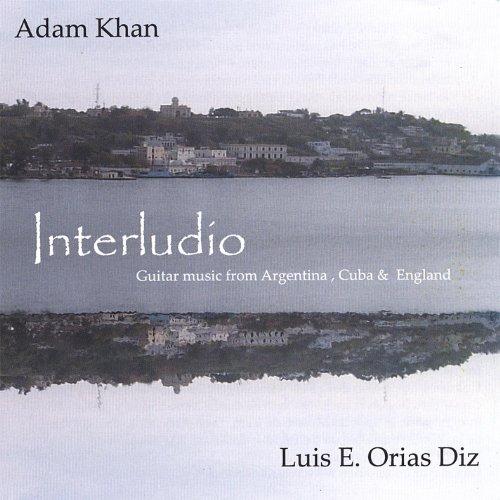 Interludio-(Music for 2 Guitars By Leo Brouwer, Walter Heinze, John Duarte and Steve Marsh)