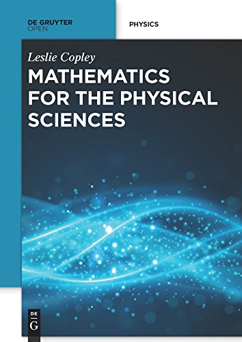 free kindle book Mathematics for the Physical Sciences