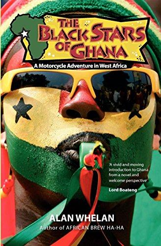 The Black Stars of Ghana por Alan Whelan