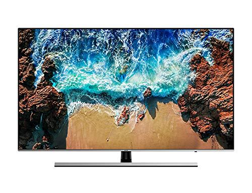 Abbildung Samsung UE55NU8000 Smart TV, schwarz/Silber