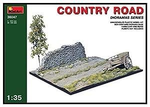 MiniArt - Maqueta de Edificio Escala 1:35 (MA36047)