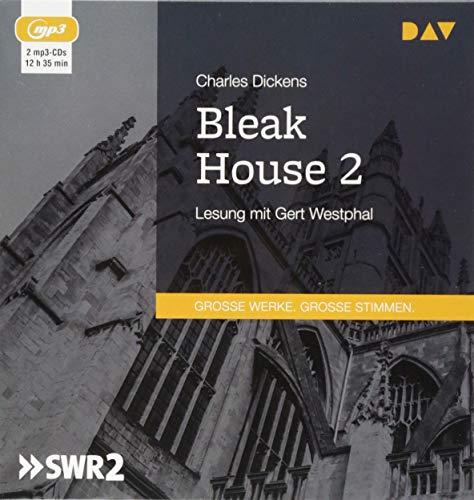 Bleak House 2: Lesung mit Gert Westphal (2 mp3-CDs)