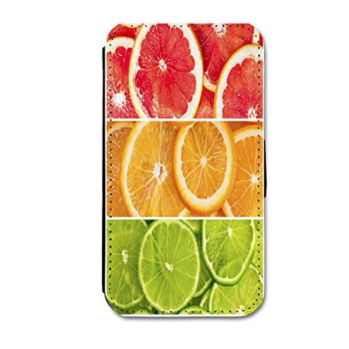 Book Style Flip Handy Tasche Case Schutz Hülle Schale Motiv Etui für Apple iPhone 6 - 4,7 Zoll - Flip 1A50 Design1 Design 3