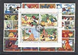 Briefmarken Comics Walt Disney