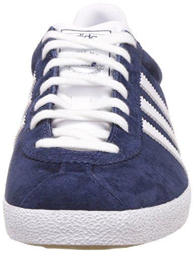 adidas Gazelle OG, Sneakers basses femme Bleu - Blau (Night Indigo/Ftwr White/Gold Met.)
