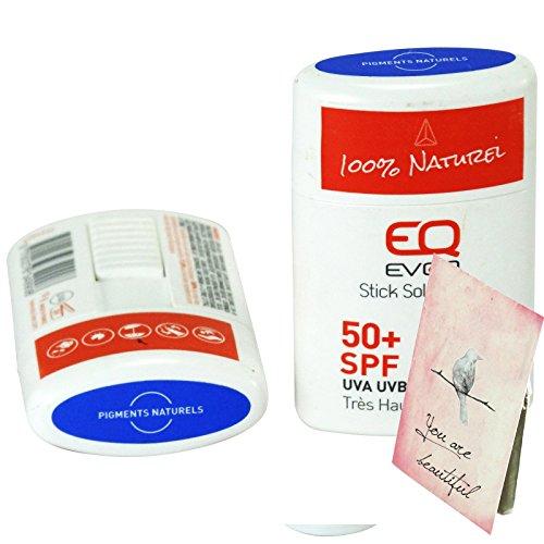 EQ EVOA - Protezione Solare Biologica - Stick Solare Colorato