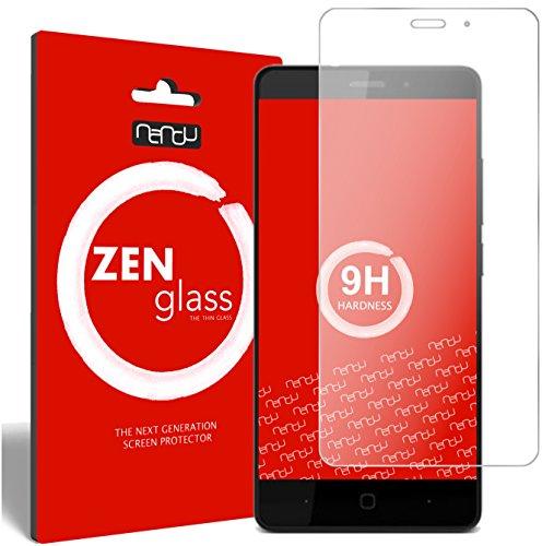 nandu I ZenGlass Flexible Glas-Folie für Vernee Thor E Panzerfolie I Bildschirm-Schutzfolie 9H