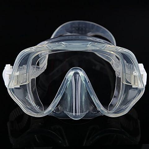 Whale Mk-1000 Scuba e Snorkeling Frameless Mask
