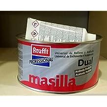 Krafft - Masilla dual universal relleno/acabado 1,5kg