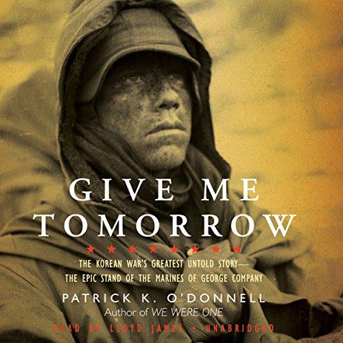 Give Me Tomorrow  Audiolibri