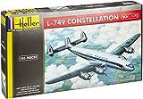 Heller 80310 L-749 Constellation Air France Model Kit, 1:72 Scale.