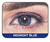 Midnight Blue GLAMOUR EYE Color Contact ...