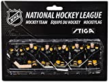 Stiga NHL Boston Bruins Table Top Hockey Game Players Team Pack