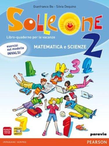 Solleone. Matematica. Scienze. Per la Scuola media. Con espansione online: 2