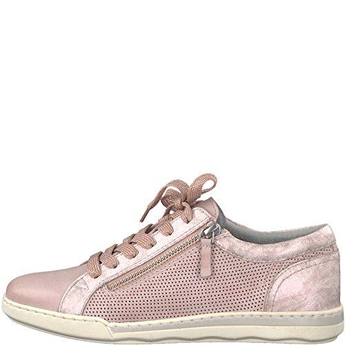 Tamaris Damen 23619 Sneaker Pink (Rose Comb)
