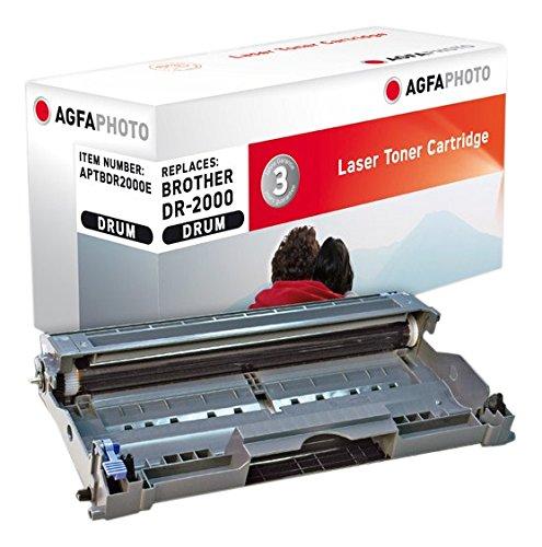 Preisvergleich Produktbild AgfaPhoto APTBDR2000E Tinte für Brother HL2030 OPC, 12000 Seiten